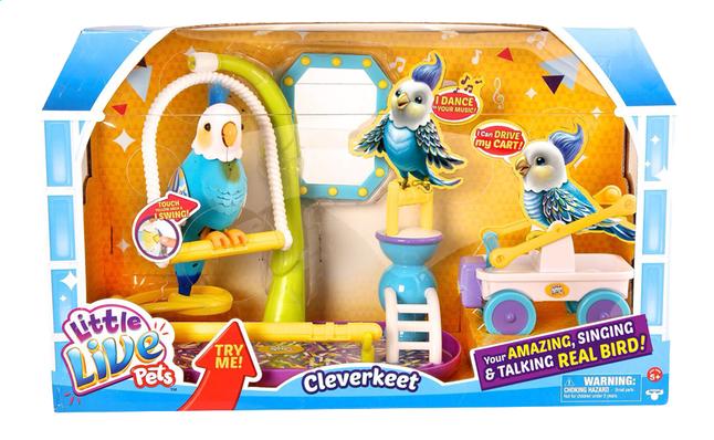 Afbeelding van Speelset Little Live Pets Cleverkeet from DreamLand