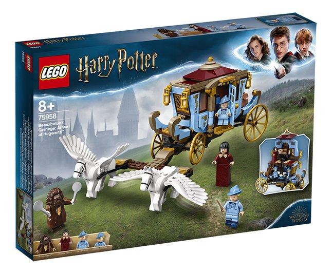 Afbeelding van LEGO Harry Potter 75958 De koets van Beauxbatons: aankomst bij Zweinstein from DreamLand