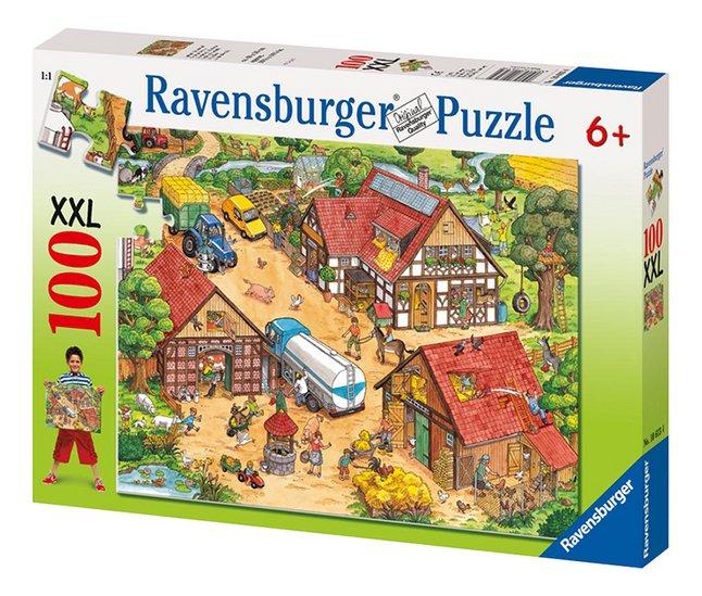 Afbeelding van Ravensburger puzzel Vrolijke boerderij from DreamLand