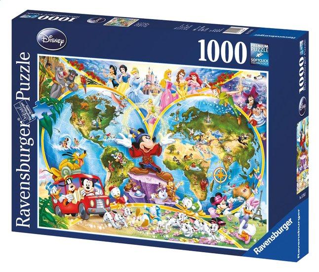 Image pour Ravensburger puzzle Le monde de Disney à partir de DreamLand