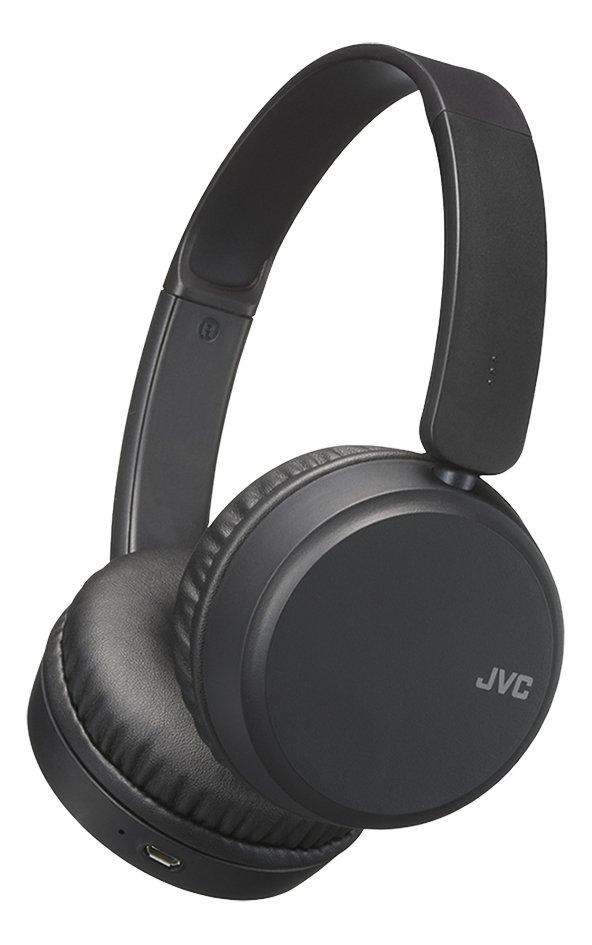 JVC casque Bluetooth HA-S35BT noir