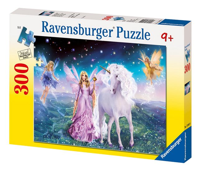 Image pour Ravensburger puzzle Licorne magique à partir de DreamLand