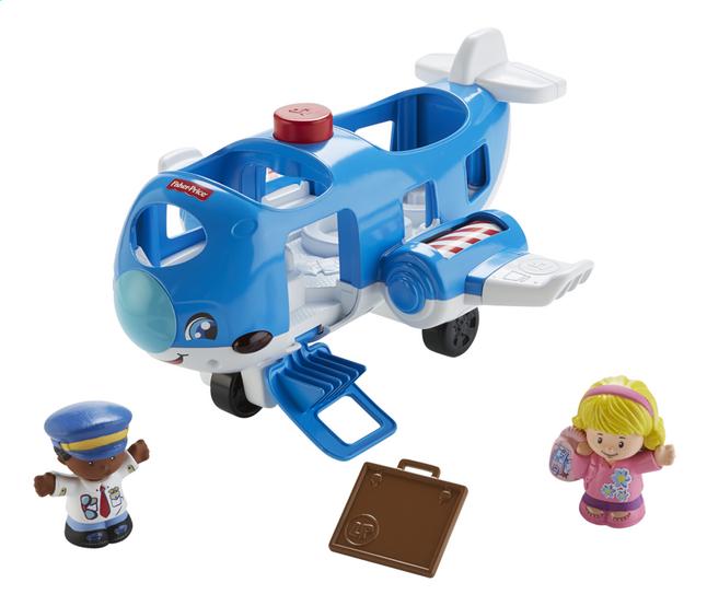 Afbeelding van Fisher-Price Little People Vliegtuig from DreamLand