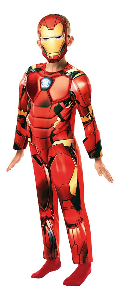 Afbeelding van Verkleedpak Iron Man Deluxe from DreamLand