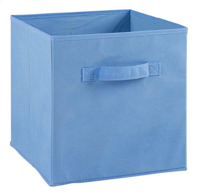 Bac de rangement Compo bleu