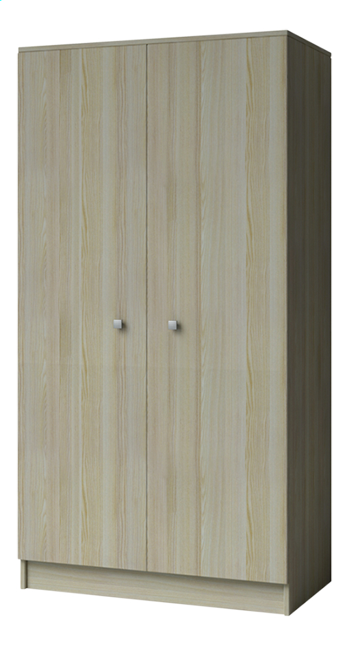 Afbeelding van Kleerkast met 2 deuren Deauville from DreamLand
