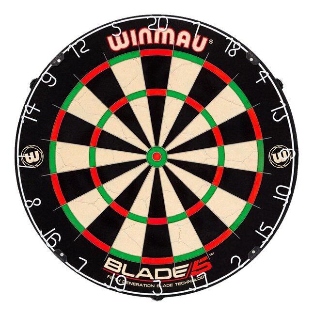 Winmau dartbord Blade 5 Bristle Competition