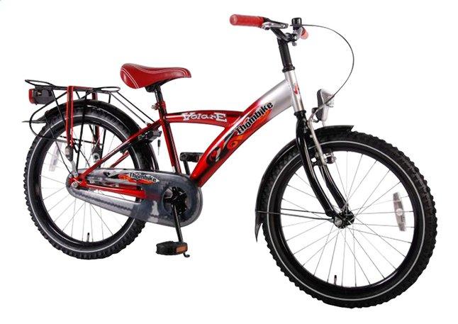Image pour Volare vélo pour enfants Thombike rouge/argenté 20