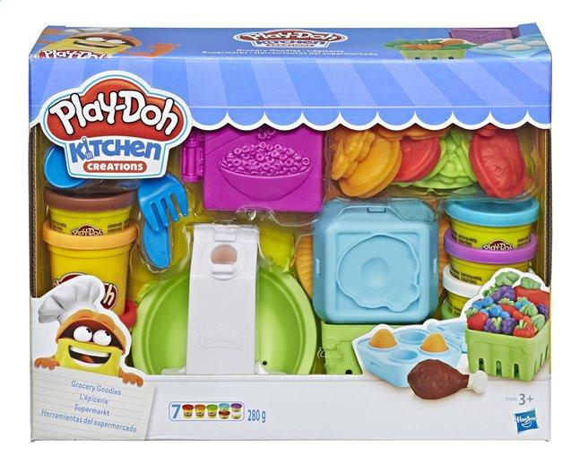 Afbeelding van Play-Doh Kitchen Creations Supermarkt from DreamLand