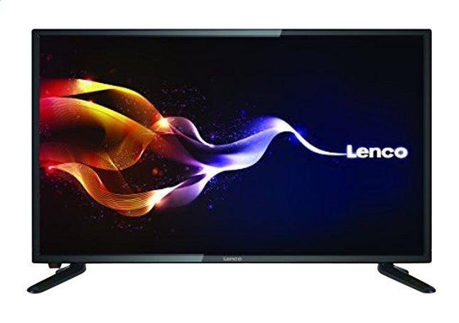 Afbeelding van Lenco ledtelevisie met ingebouwde dvd-speler DVL-2461 24
