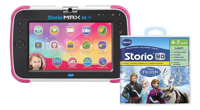 Afbeelding van VTech Tablet Storio MAX XL 2.0 + Frozen from DreamLand