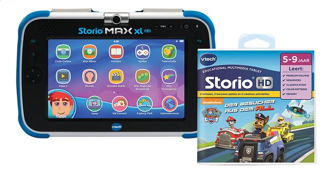 Afbeelding van VTech Tablet Storio MAX XL 2.0 + Paw Patrol from DreamLand