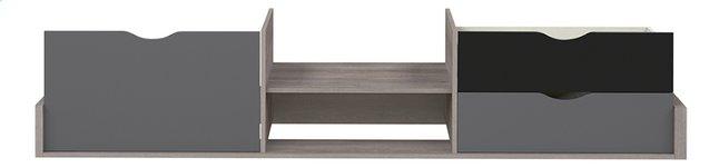 Image pour Tempo structure de rangement pour dessous de lit avec tiroirs et porte à partir de DreamLand