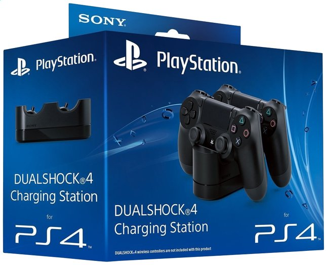 Afbeelding van PS4 DualShock 4 laadstation from DreamLand