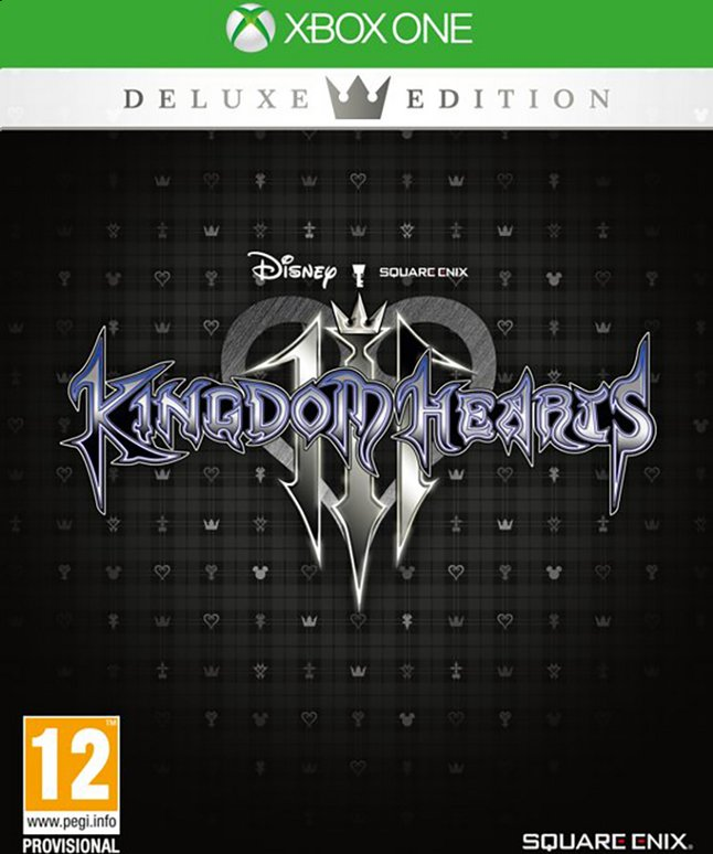Afbeelding van Xbox One Kingdom Hearts III Deluxe Edition NL/FR from DreamLand
