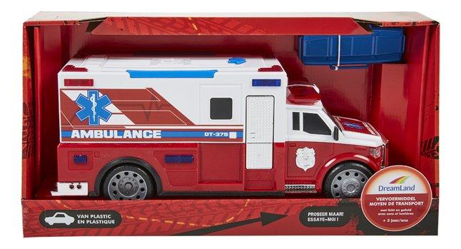 DreamLand Ambulance