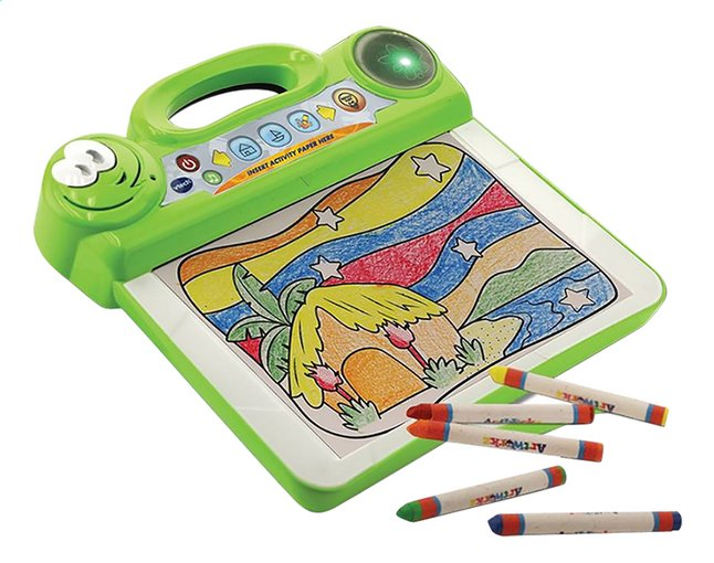 VTech ardoise magique DigiArt Magi Lumi Color | DreamLand
