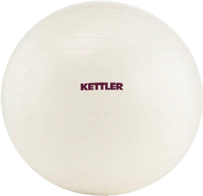 Kettler gymnastiekbal wit 65 cm