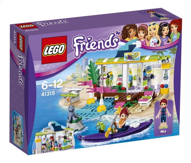 Afbeelding van LEGO Friends 41315 Heartlake surfshop from DreamLand
