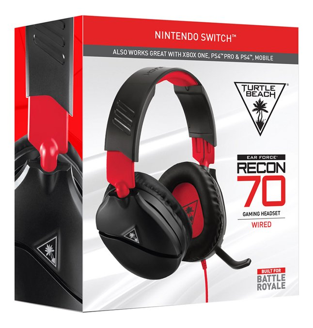 Afbeelding van Turtle Beach Headset Recon 70N from DreamLand