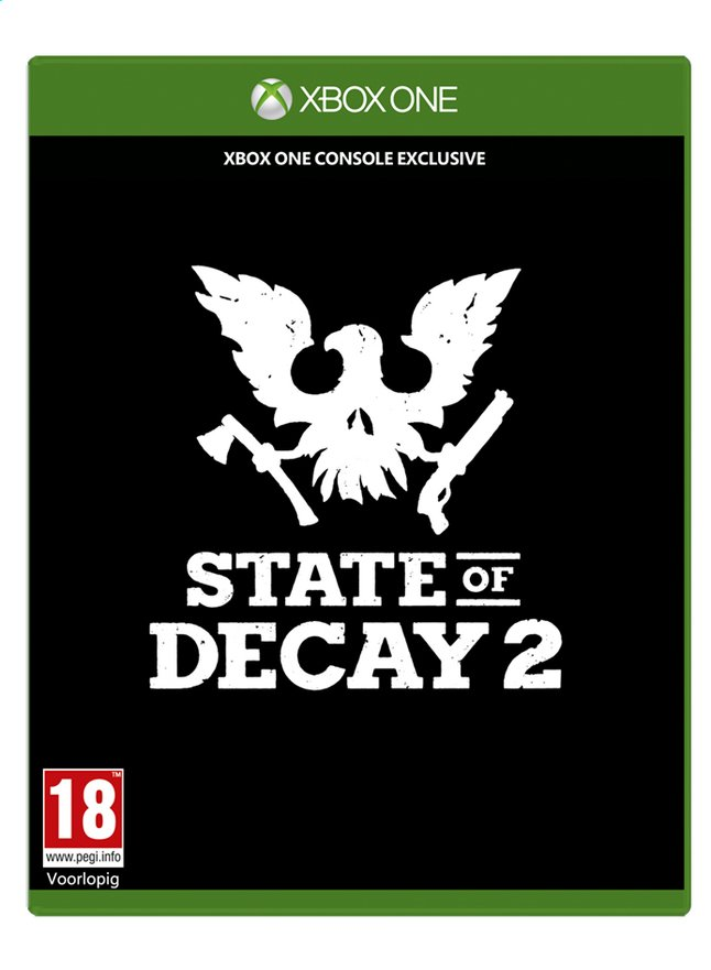 Afbeelding van XBOX One State of Decay 2 ENG/FR from DreamLand