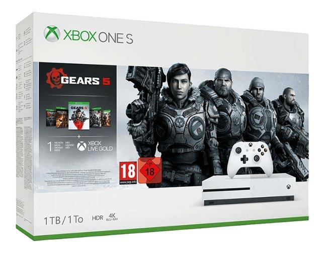 Xbox one S 1 TB Gears 5 Bundle