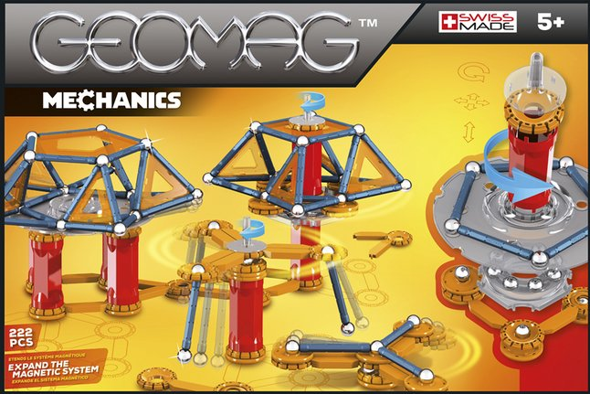 Afbeelding van Geomag Mechanics 222 stuks from DreamLand