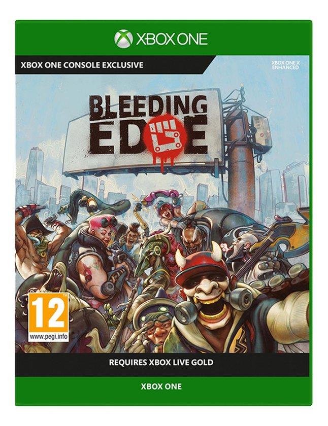 Xbox One Bleeding Edge ENG/FR