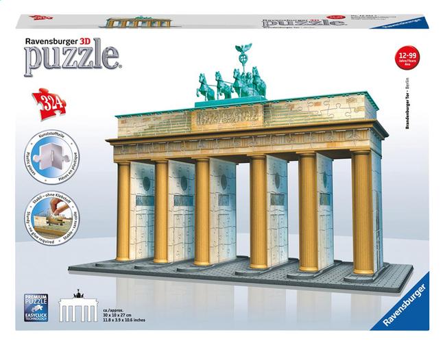 Afbeelding van Ravensburger 3D-puzzel Brandenburger Tor from DreamLand