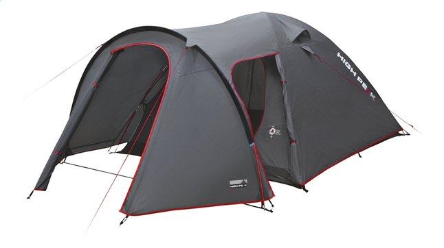 High Peak Tente de randonnée Kira 4 gris foncé