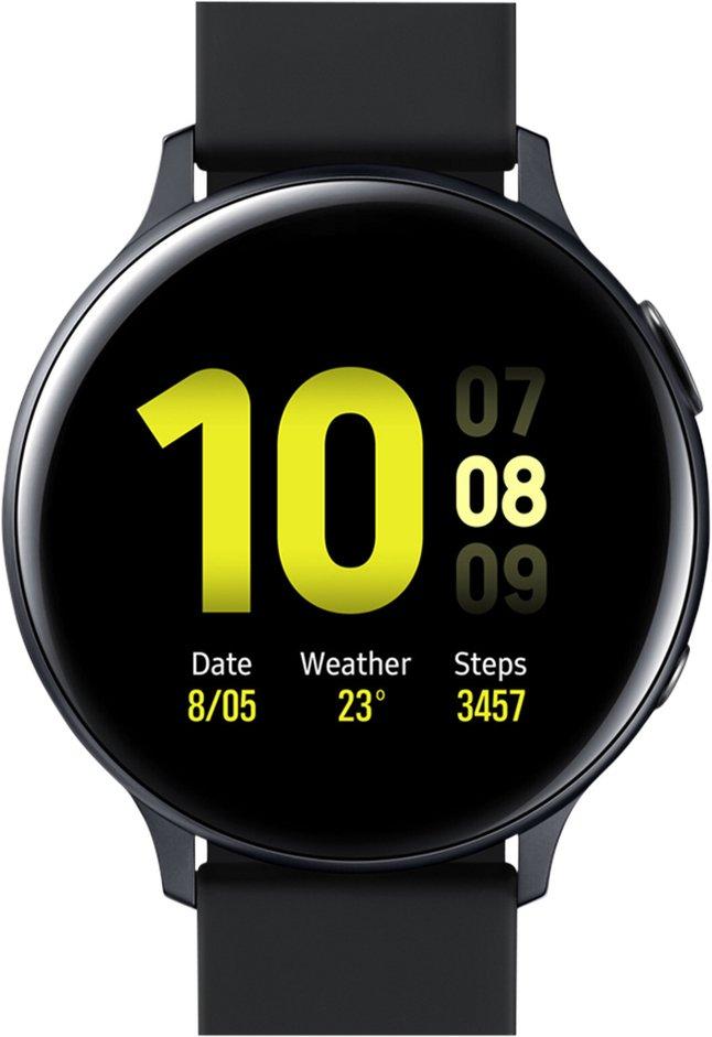 Samsung smartwatch Galaxy Watch Active 2 44mm Aluminum black