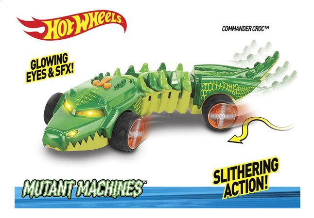Image pour Hot Wheels Mutant Machine Commander Croc à partir de DreamLand