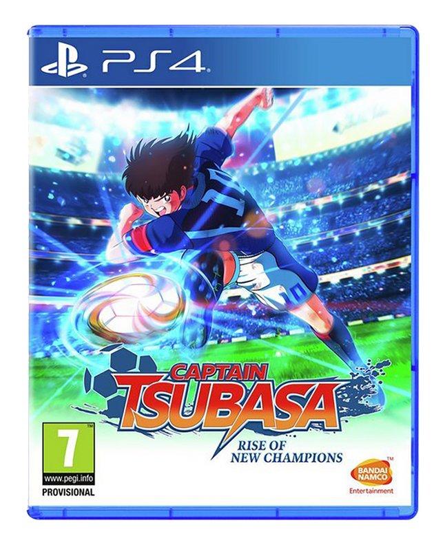 PS4 Captain Tsubasa Rise of New Champions ENG