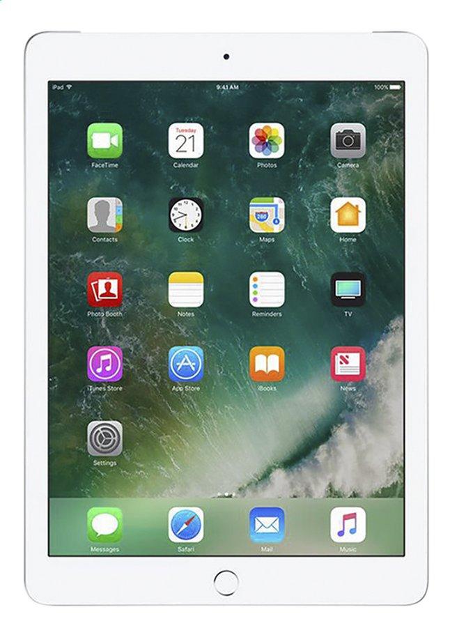 Afbeelding van Apple iPad Wi-Fi + cellular 128 GB zilver from DreamLand