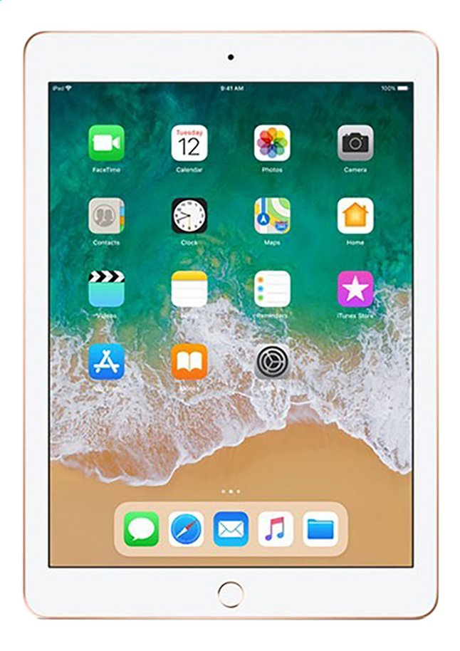 Afbeelding van Apple iPad Wi-Fi + cellular 32 GB goud from DreamLand