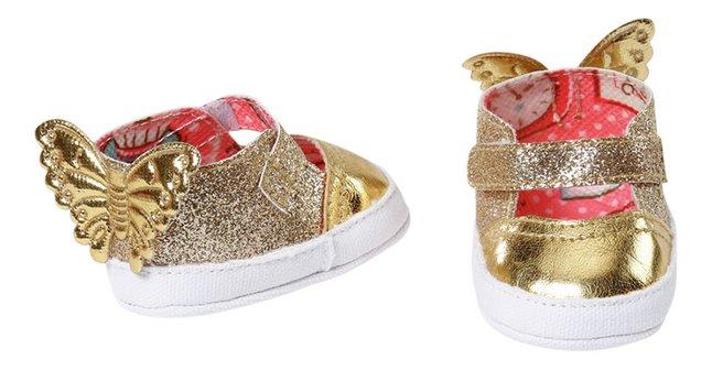 Afbeelding van Baby Annabell schoenen goudkleurig from DreamLand