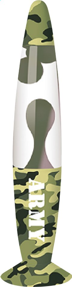 Image pour Lampe à lave Kreative Army à partir de DreamLand