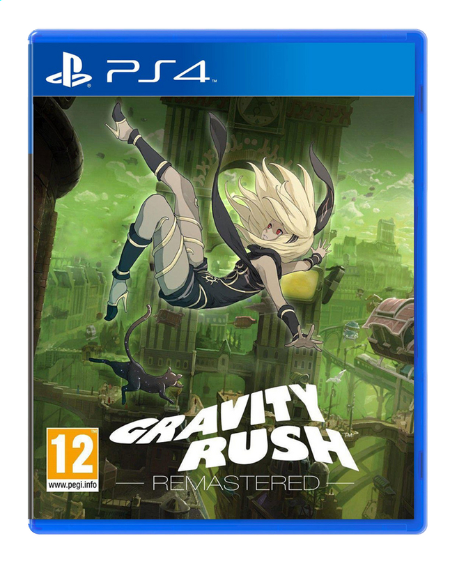 Afbeelding van PS4 Gravity Rush Remastered ENG/FR from DreamLand