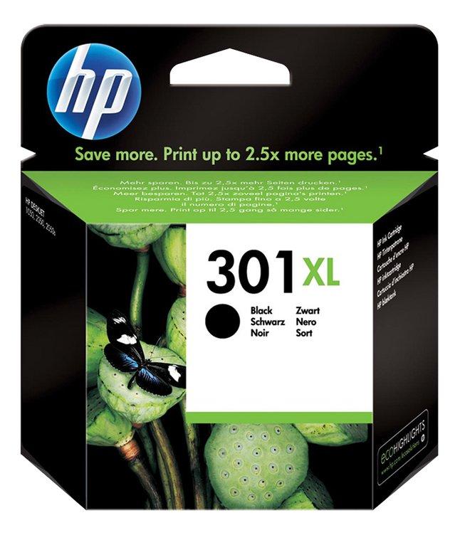 HP inktpatroon 301XL Black