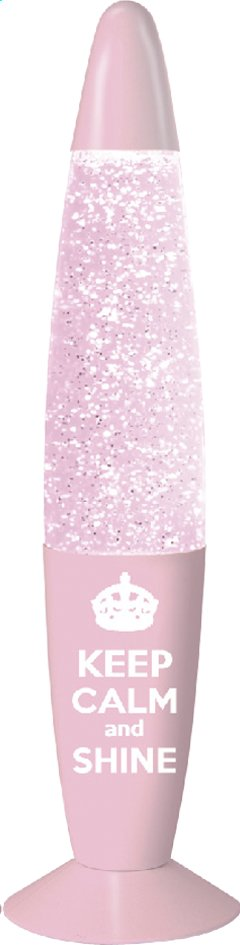 Afbeelding van Lavalamp Kreative Glitter Girly from DreamLand