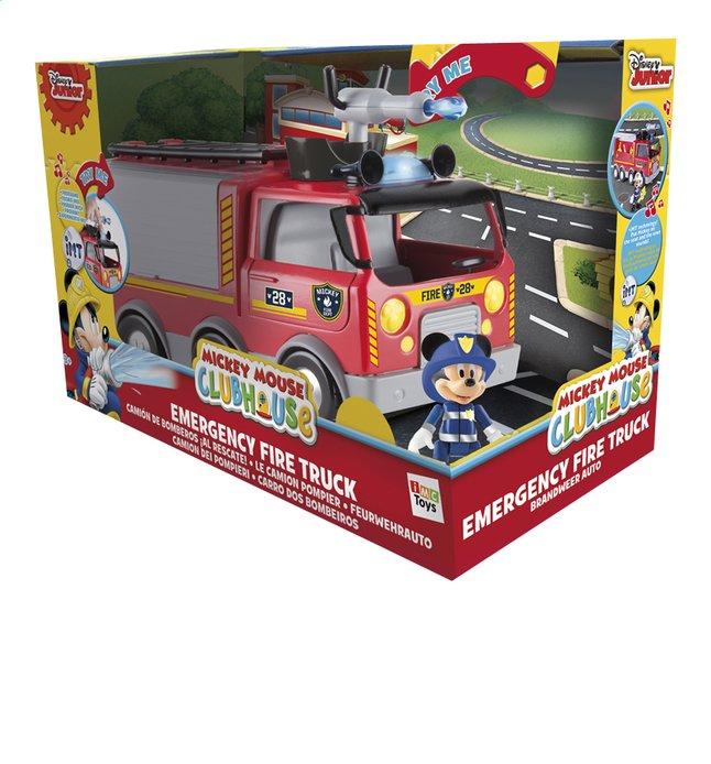 Image pour Set de jeu La Maison de Mickey Le camion de pompiers à partir de DreamLand