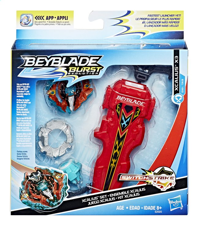 Afbeelding van Beyblade Xcalius Set from DreamLand