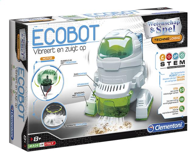Afbeelding van Clementoni Wetenschap & Spel Ecobot from DreamLand
