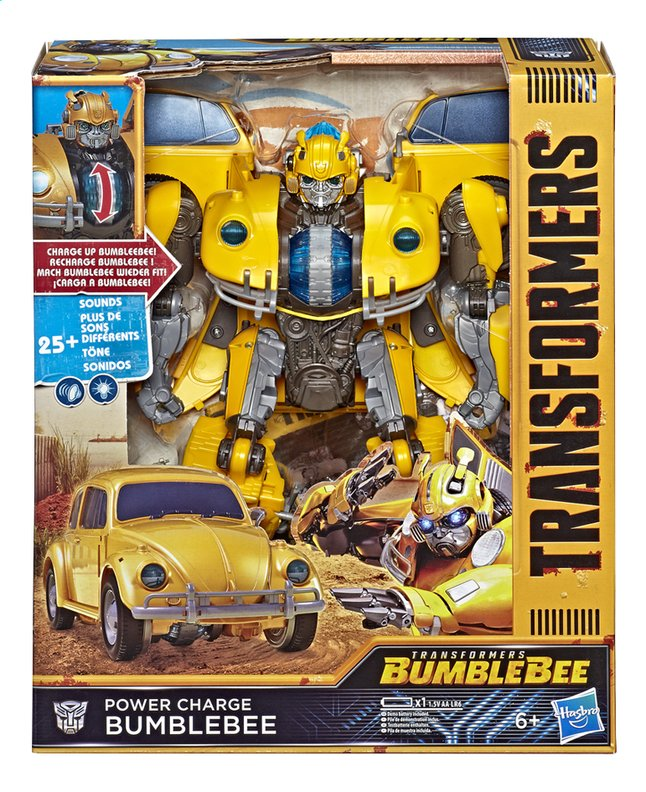 Transformers robot Power Charge Bumblebee