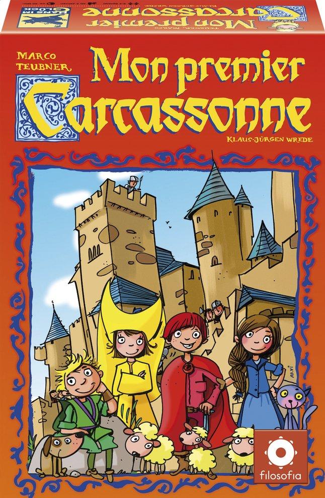 Image pour Mon premier Carcassonne à partir de DreamLand