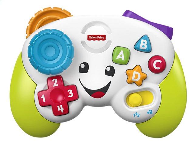 Fisher-Price Rires & Éveil Manette de jeu et d'apprentissage