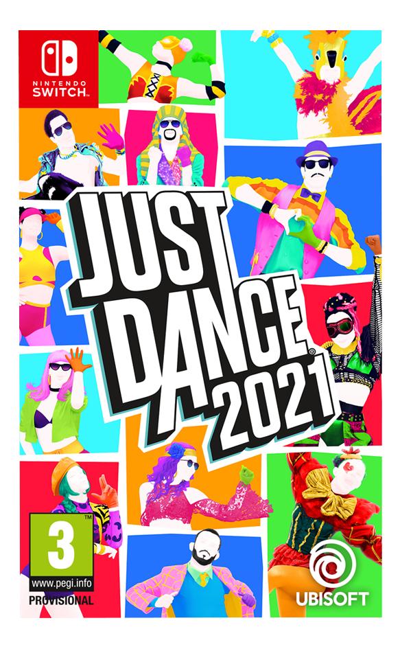 Nintendo Switch Just Dance 2021 ENG/FR