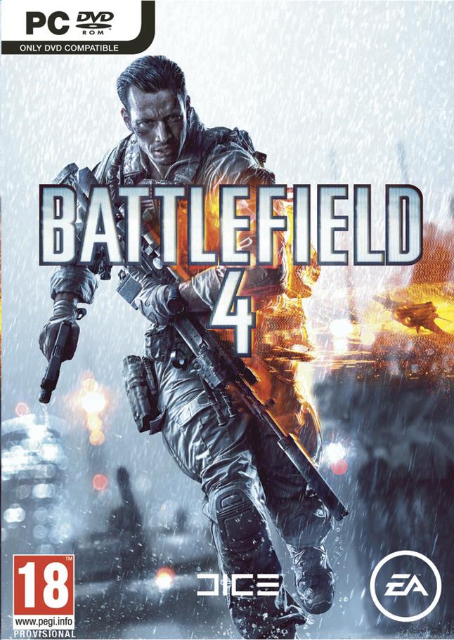 Afbeelding van Pc Battlefield 4 ENG/FR from DreamLand