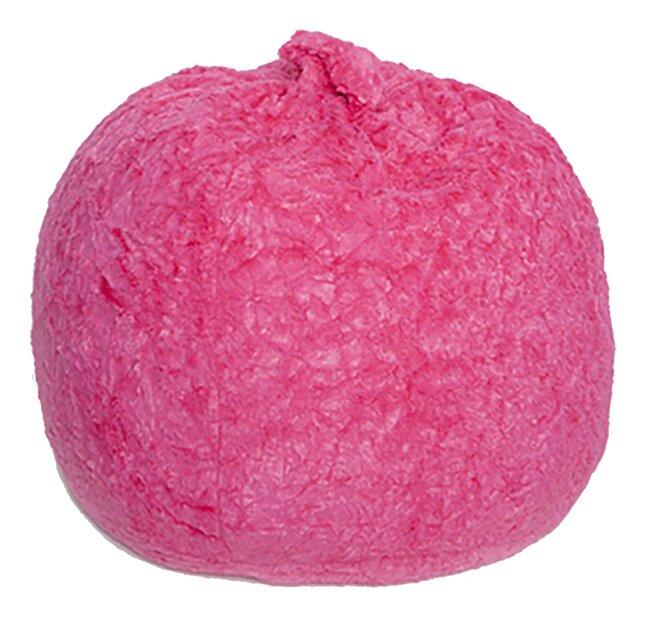 Zitzak Fluffy Pink