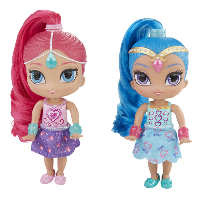 Fisher-Price figurine Shimmer & Shine Sweetie genies